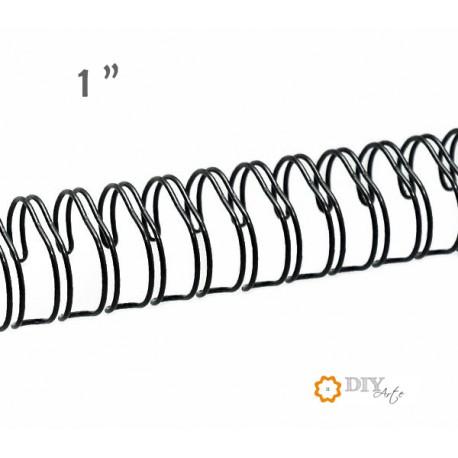 """Wire Negro 1"""" (Ø 25,4 mm)"""
