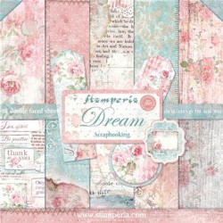 Dream - Stampería Stack 12x12