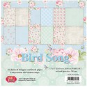 Bird Song - Craft & You Stack 12x12