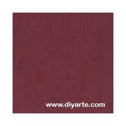 Tela de encuadernación (50×50 cm) - Color Corinto