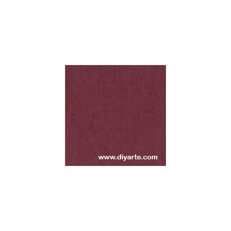 Tela de encuadernacion (55×50 cm) - Color Corinto