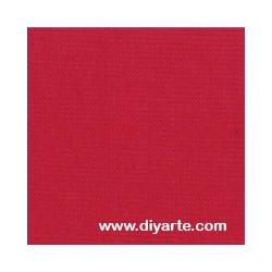 Tela de encuadernación (50×50 cm) - Color Rojo