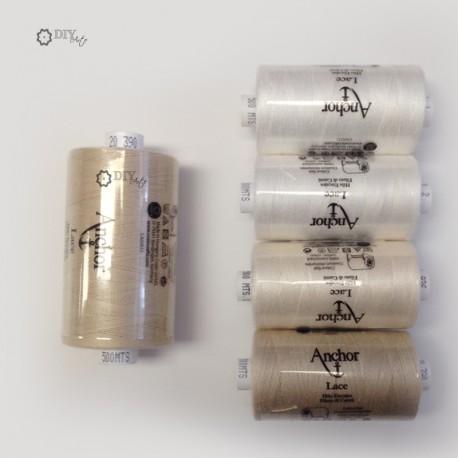 Hilo Anchor Lace Nº20 - 926 Crema