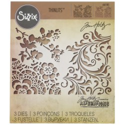 Troquel Thinlits - Tim Holtz - Mix Media 2