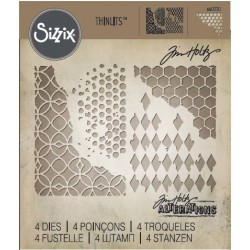 Troquel Thinlits - Tim Holtz - Mix Media 1
