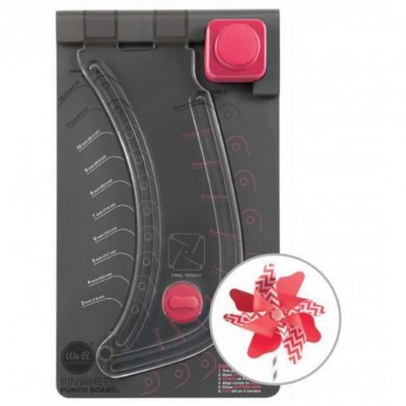 Pinwheel Punch Board Fresa