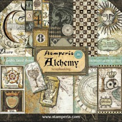 Alchemy - Stampería Stack 12x12