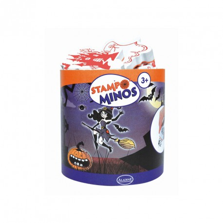 Set Stampo Minos - Halloween