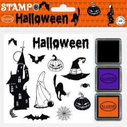 Set Stampo - Halloween