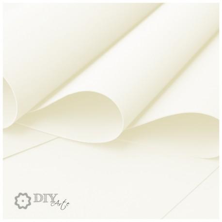 01 White - Foamiran