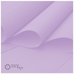 09 Pale Purple - Lilac - Foamiran