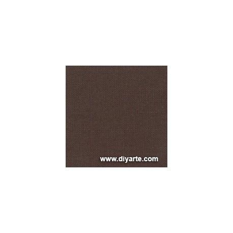 Tela de encuadernación (55×50 cm) - Color Marrón Oscuro