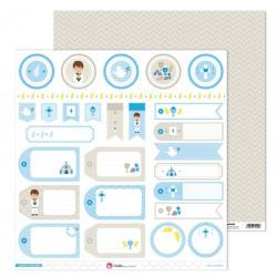 Primera comunión Niño - Etiquetas - Anita y su Mundo