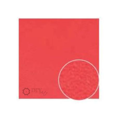 """Rojo - Imitación cuero 12x12"""" - Artemio"""
