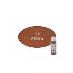 12 Siena - Acrílico Artis 60ml - Dayka