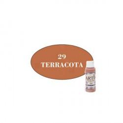 29 Terracota - Acrílico Artis 60ml - Dayka