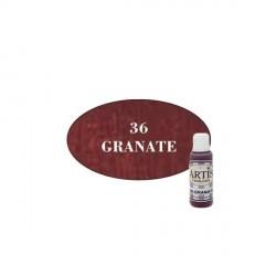 36 Granate - Acrílico Artis 60ml - Dayka