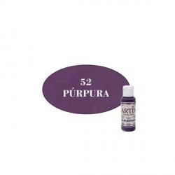 52 Púrpura - Acrílico Artis 60ml - Dayka