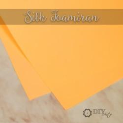 02 Peach - Silk Foamiran