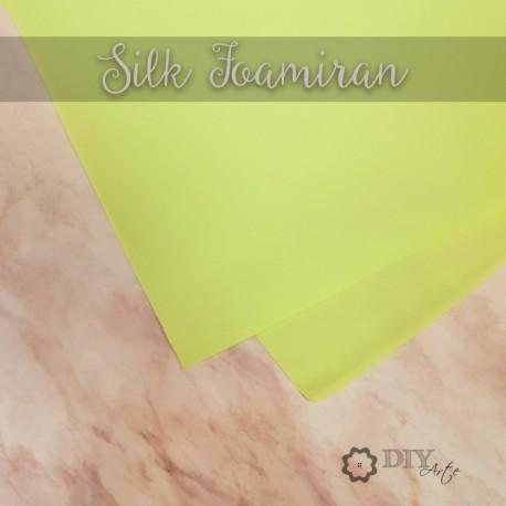 05 Pistachio - Silk Foamiran
