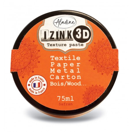 Safrán - Pasta de textura Izink 3D