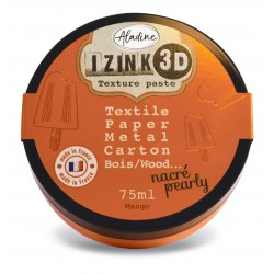 Mango Nacarado - Pasta de textura Izink 3D