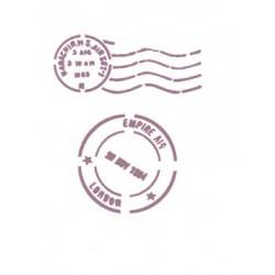V-00203 Stencil A5 - 15x21cm - Dayka