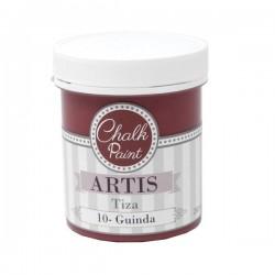 10 Guinda - Pintura Tiza Chalk Paint Artis Dayka