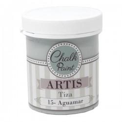 15 Aguamar - Pintura Tiza Chalk Paint Artis Dayka