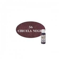 56 Ciruela Negra - Acrílico Artis 60ml - Dayka