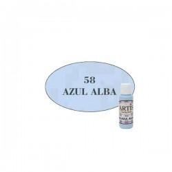 58 Azul Alba - Acrílico Artis 60ml - Dayka