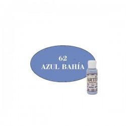 62 Azul Bahía - Acrílico Artis 60ml - Dayka