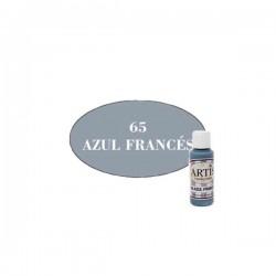 65 Azul Francés - Acrílico Artis 60ml - Dayka