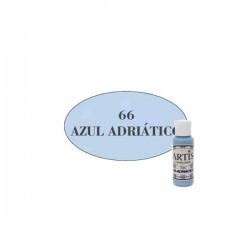 66 Azul Adriático - Acrílico Artis 60ml - Dayka
