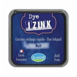 Nuit - Dye Ink Pad 5x5 cm - Aladine