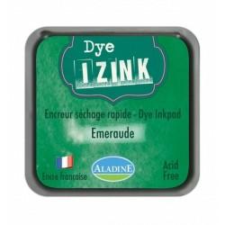 Emeraude - Dye Ink Pad 5x5 cm - Aladine
