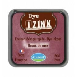 Brou de noix - Dye Ink Pad 5x5 cm - Aladine