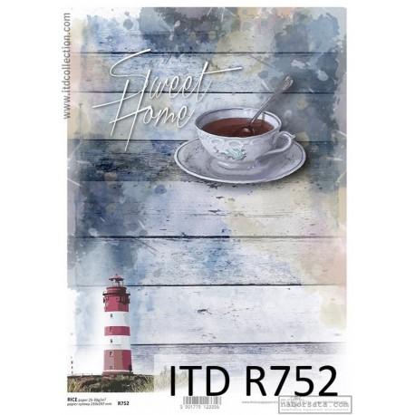 R732 Papel de Arroz - ITD Collection