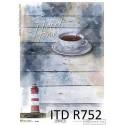 R752 Papel de Arroz - ITD Collection
