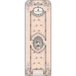Mirabelle Deco Maché - Pink Flowers