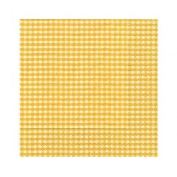 Servilletas Papel Forest Yellow - Paper+Design