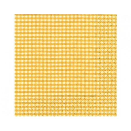 Servilletas Papel Forest Yellow - Paper+Design