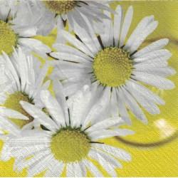 Servilletas Papel Margaritas - Paper+Design