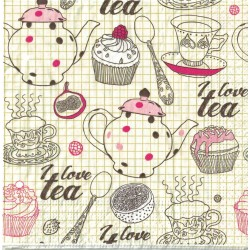 Servilletas Papel Tea - Paper+Design