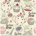 Servilletas Papel Tea - Paper+Design