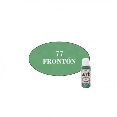 77 Frontón - Acrílico Artis 60ml - Dayka