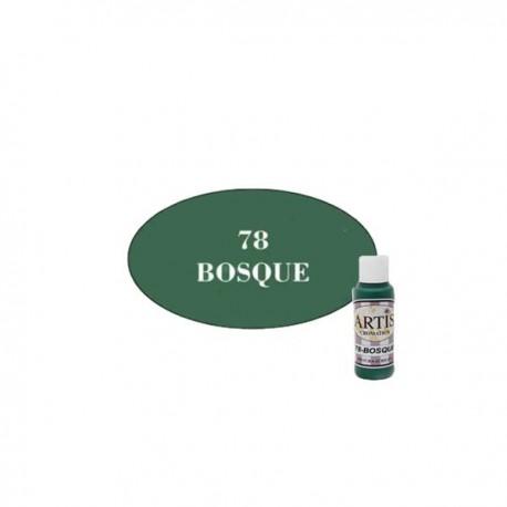 78 Bosque - Acrílico Artis 60ml - Dayka