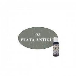 93 Plata Antigua - Acrílico Artis 60ml - Dayka