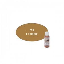 94 Cobre - Acrílico Artis 60ml - Dayka