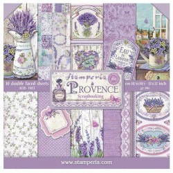 Provence - Stampería Stack 12x12
